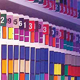 ColorFile filing system