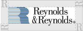Reynolds and Reynolds logo area of isolation