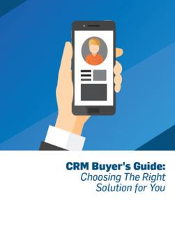 CRM Buyer's Guide