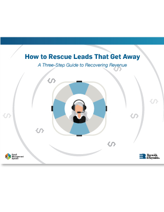 How to Rescue Leads That Get Away