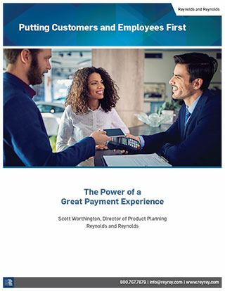 Great Payment Experience whitepaper