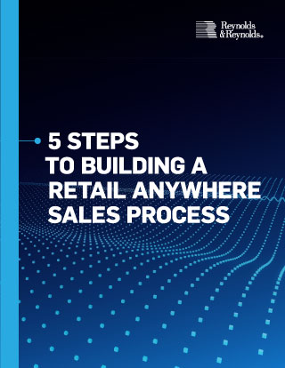 5 Steps to Building a Retail Anywhere Sales Process