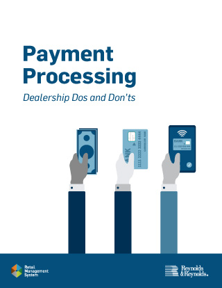 Payment Processing Dealership Dos and Dont's