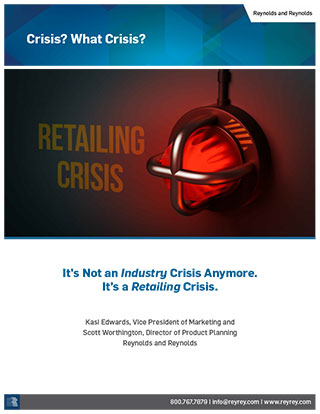 Crisis? What Crisis? It's Not an Industry Crisis Anymore. It's a Retailing Crisis.