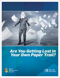 Are you getting lost in your own paper trail? ebook.