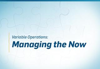 Variable Operations: Managing the Now eBook